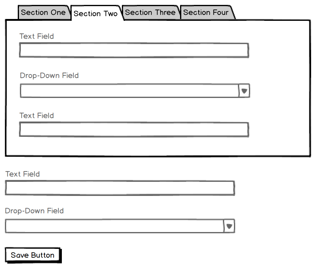 Form Usability: The Pitfalls of Inline Accordion and Tab Designs ...