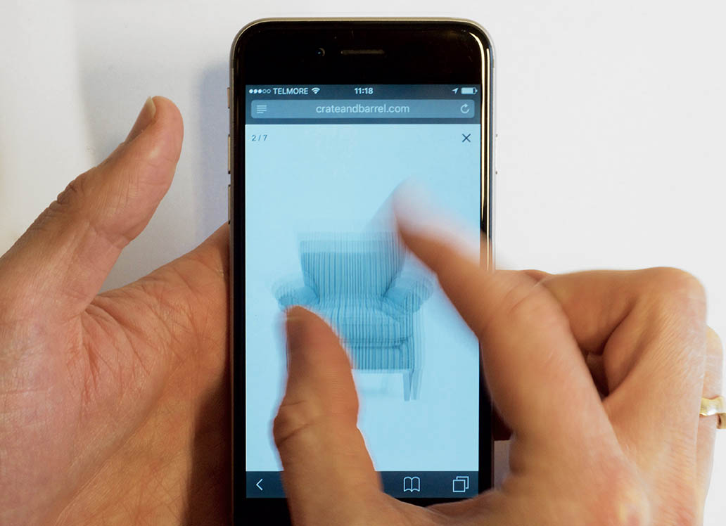 28a842d3ecd6 Mobile Gestures  40% of Sites Don t Support Pinch or Tap Gestures for  Product Images