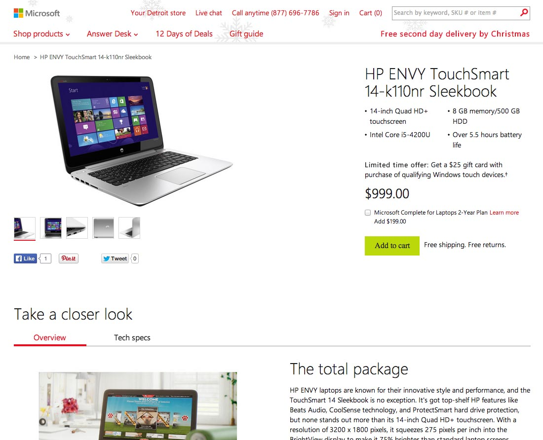microsoft doesnt offer any product suggestions on their product pages making it tricky for users to find similar products ie alternatives and