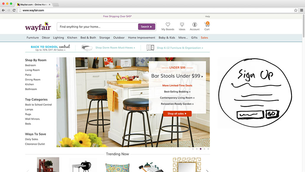 Responsive Upscaling: 11 Ideas for Large-Screen E-Commerce Design ...