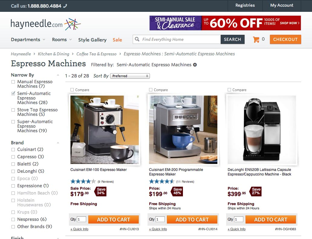 e commerce search field design and its implications articles