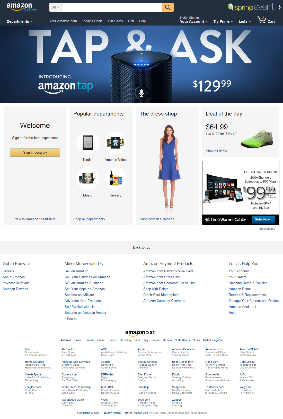 amazon email marketing case study It's a complete marketing plan with background and history, situation analysis, marketing strategies and implementation  netflix case study analysis.