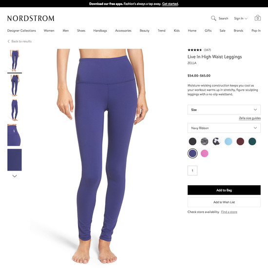 nordstrom case study Nordstrom appreciates that c2fo handles all the onboarding and works directly with vendors to encourage participation for vendors in a tight credit market, c2fo is a flexible and attractive.