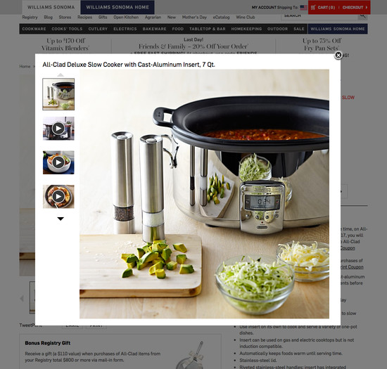 williams sonoma case study E-commerce at williams-sonoma is a harvard business (hbr) case study on technology & operations , fern fort university provides hbr case study assignment help for just $11 our case solution is based on case study method expertise & our global insights.