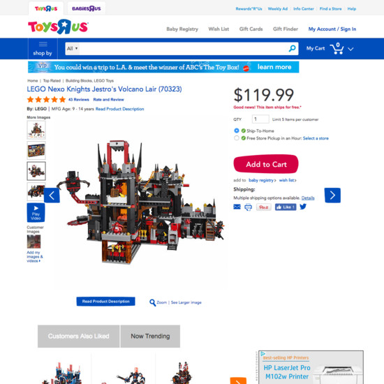 toys r us case study A client case study with toysrus,   video by traces films  .