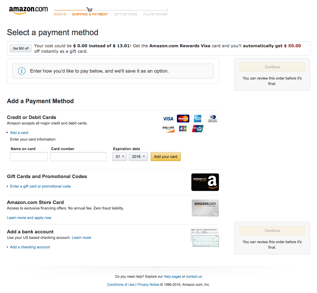 how to ask for payment amazon