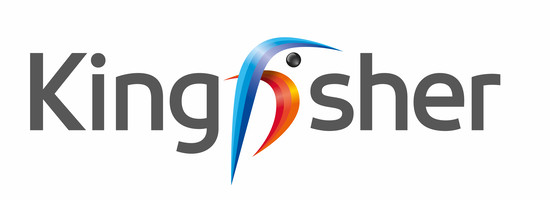 Kingfisher PLC Logo