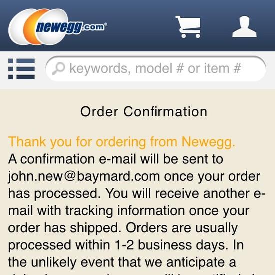 Newegg E Commerce Ux Case Study Baymard Institute