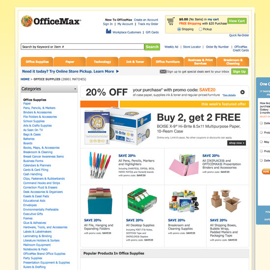 Office Depot/OfficeMax Merger: Another Nail in the Coffin of Traditional Retail?
