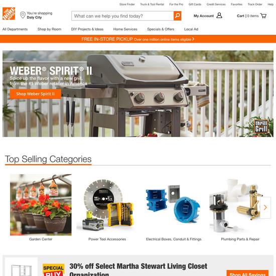 6c22521d1 162  Homepage  Design Examples - Baymard Institute