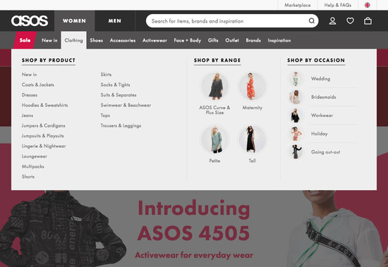 asos com a case study The rise of e-commerce has been seen as a major threat to retailers (burt and sparks, 2003) in the case of asos, apart from being a retailer, its main core part of.