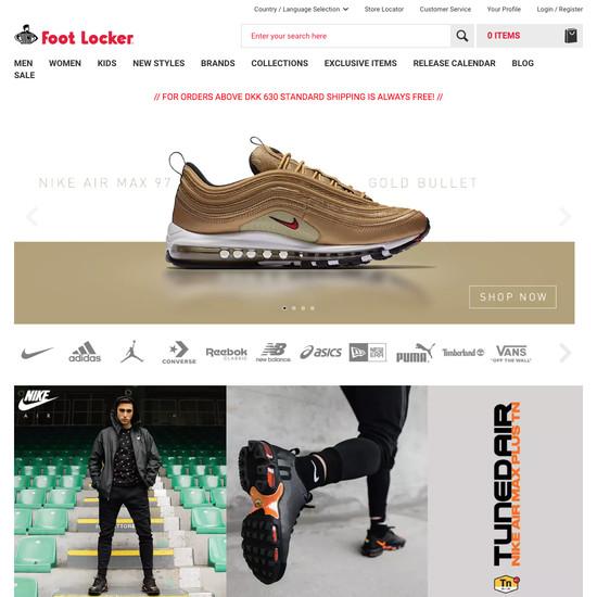 f0858d5d1eb Foot Locker E-Commerce UX Case Study - Baymard Institute