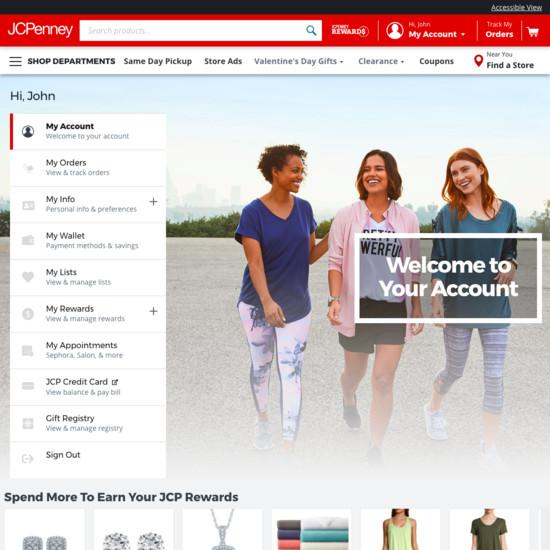 43 'Account Dashboard' Design Examples - Baymard Institute