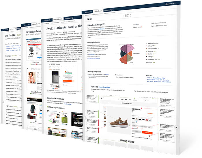 e commerce usability We are e-commerce & usability experts developing on magento since 2007, with 100+ projects completed we specialise in online retails web design and much more.