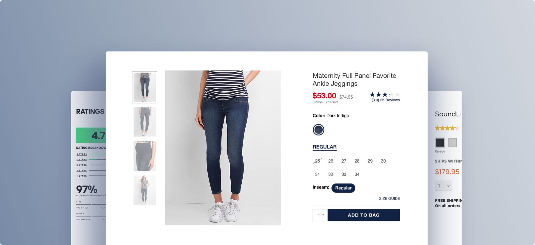 Preview: Sell more with the new product detail page